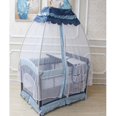 BP Premom Playpen - Blue