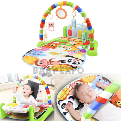 Baby Kick & Play Piano Gym