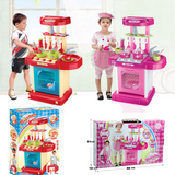 Kitchen Set Toy (for 3 years & above)