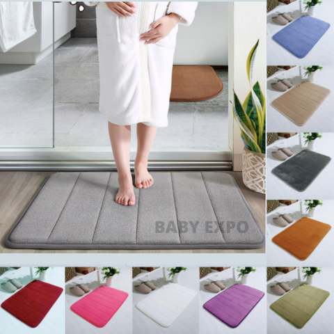 Memory Foam Floor Bath Mat