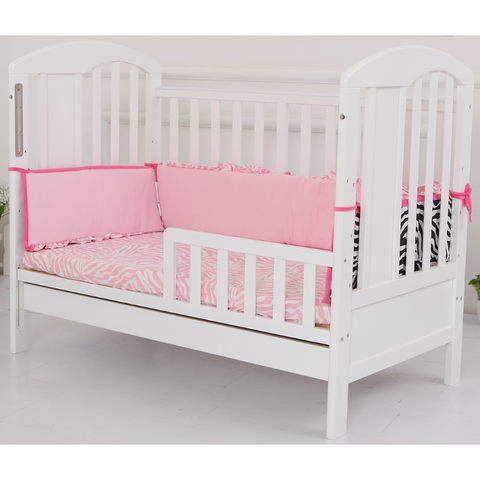 Baby Convertible Cot Dreamy + Free Premium Foam Mattress + Free Fitted Mattress Sheet