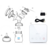 Real Bubee Intelligent Single Electric Breast Pump