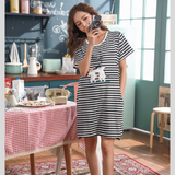 Maternity Nursing PJ Dress - PD008