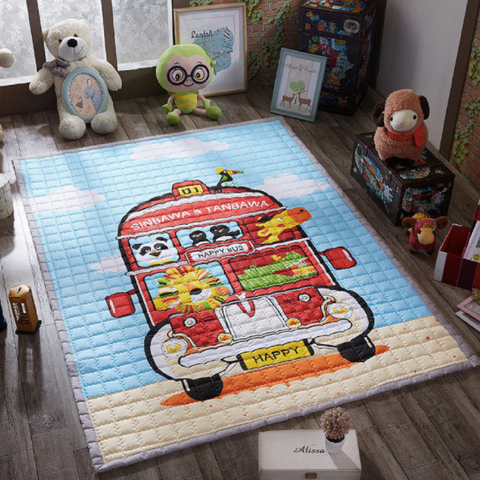 Cotton Play Mat - PM002