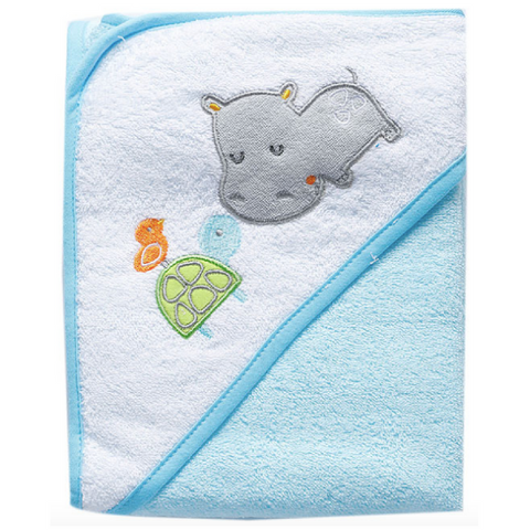 Baby Hooded Bath Towel (TDC010)