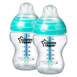 Tommee Tippee Advanced Anti-colic with Heat Sensing 260ml (2 Bottles)