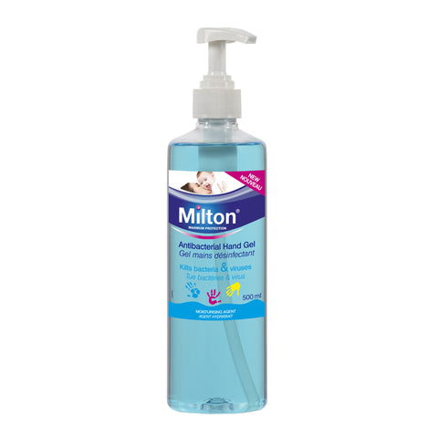 Milton Antibacterial Hand Gel 500ml