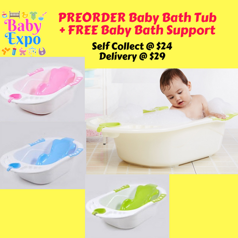 PreOrder - Self Collect / Delivery 1 - 15 Sept 2019 – Baby Expo