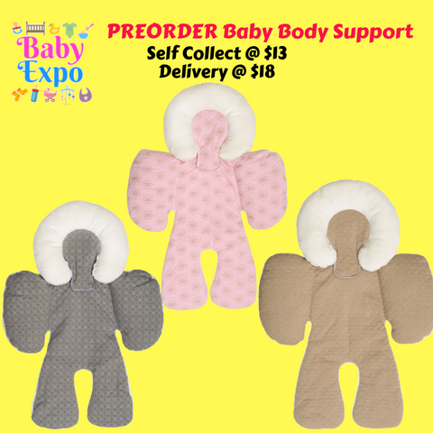 PREORDER Baby Body Support