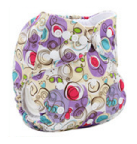 Baby Reusuable Cloth Diaper (RCD002)
