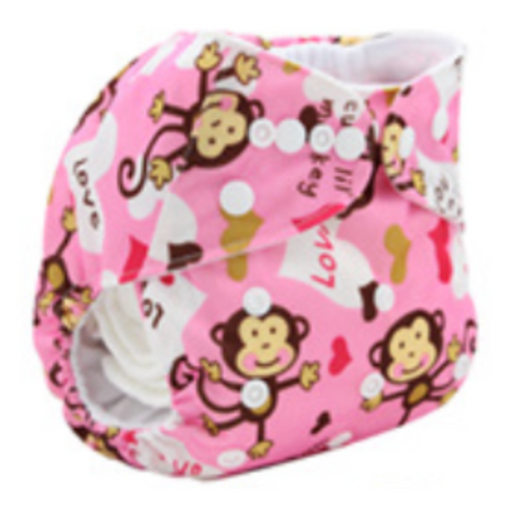 Baby Reusuable Cloth Diaper (RCD003)