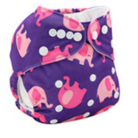 Baby Reusuable Cloth Diaper (RCD004)