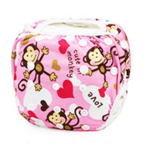 Baby Reusable Swim Diaper (SD004)