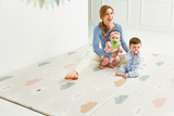 Parklon PURE Play Mat Size L (210) - Gradient Stripes