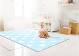 Parklon PURE Play Mat Size M (190) - Colourful Wood