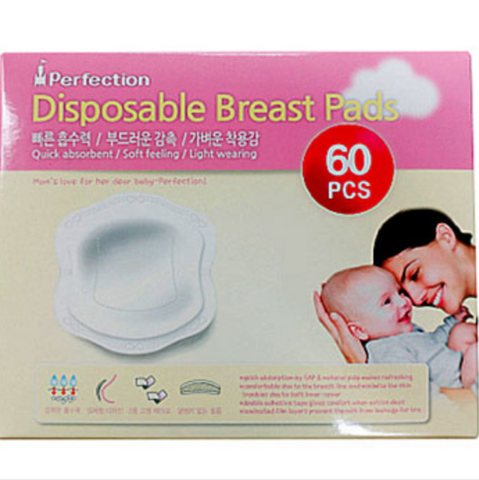 Perfection Disposble Breast Pads 60s