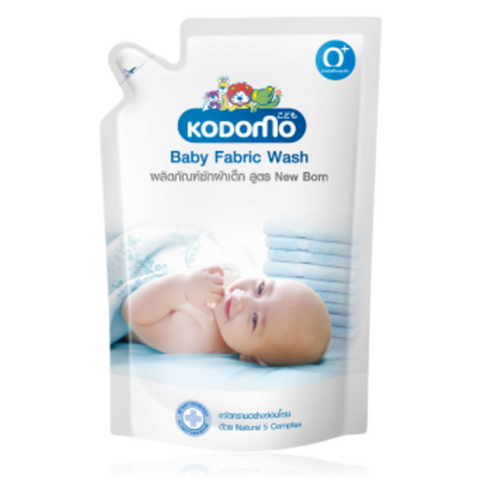 Kodomo Baby Fabric Wash 600ml - Thailand Version