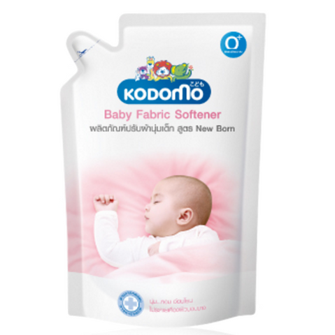 Kodomo Baby Fabric Softener 600ml - Thailand Version