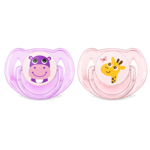 Philips Avent Classic Pacifiers 2pc (6-18m)