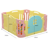 Edu Play Azang Azang Baby Room - Yellow