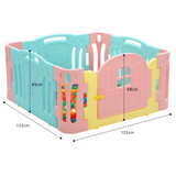 Edu Play Azang Azang Baby Room - Mint