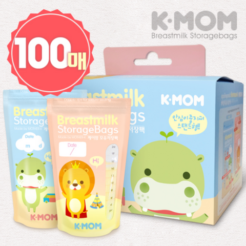 8265c7e8cb2e0 K-Mom Disposable Breast Milk Storage Pack 200ml - 100pcs – Baby Expo