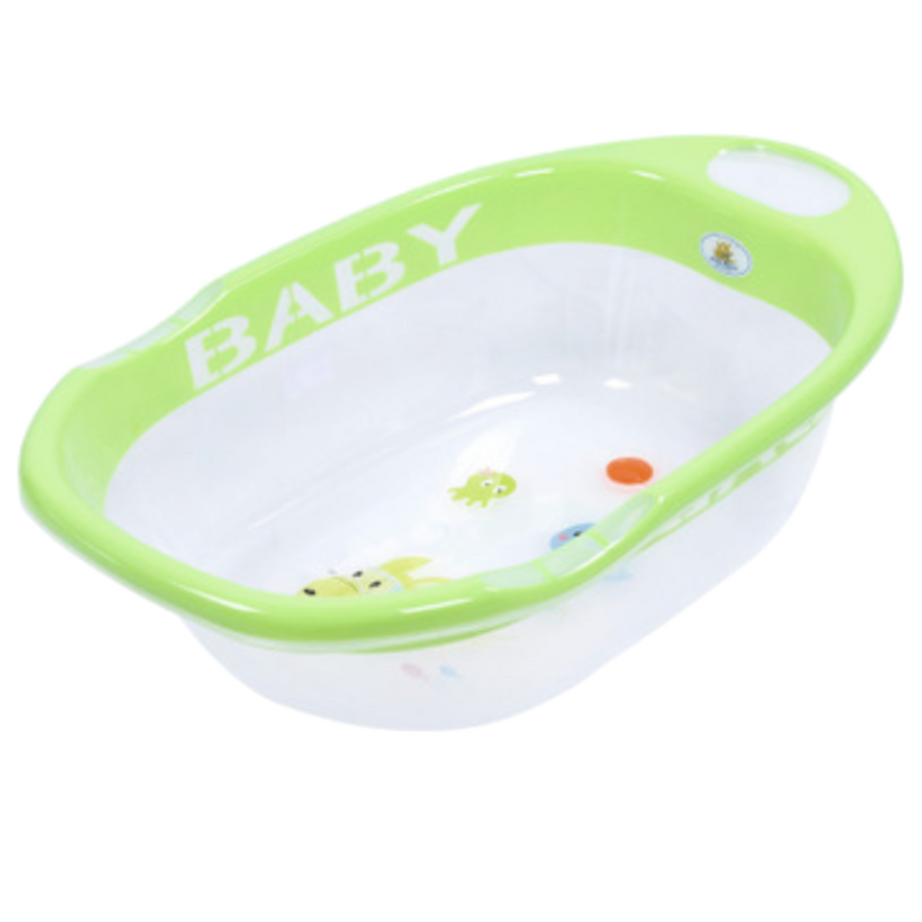 Baby Bath Tub - Green – Baby Expo