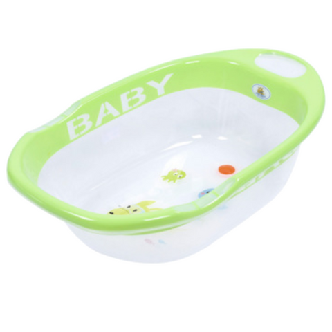 Baby Bath Tub - Green