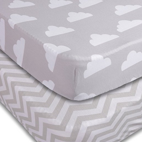 Cheery Baby Fitted Mattress Sheet