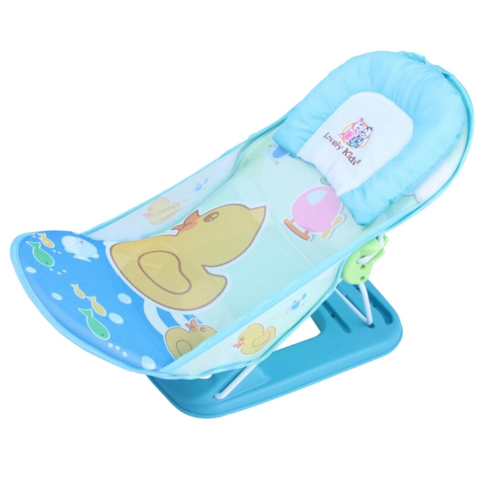 Lovely Kids Baby Bather - Blue
