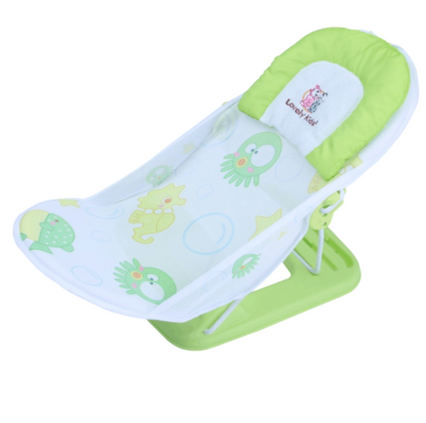 Lovely Kids Baby Bather - Green