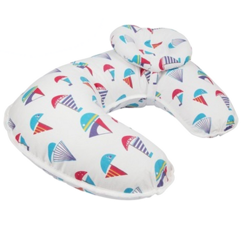 Miracle Baby Nursing Pillow - Sailing