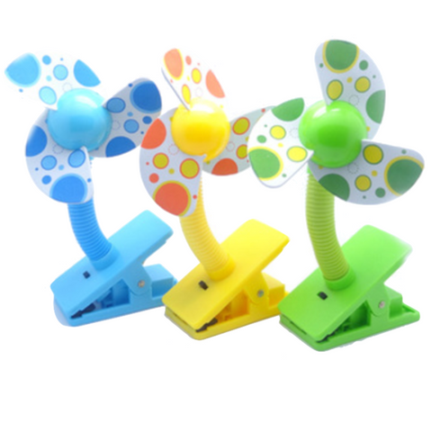 Deboo Clip-On Stroller Fan