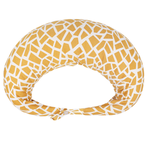 Miracle Baby Nursing Pillow - Gold