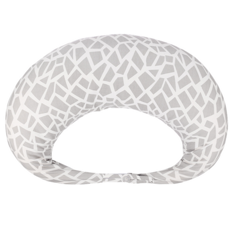 Miracle Baby Nursing Pillow - Silver