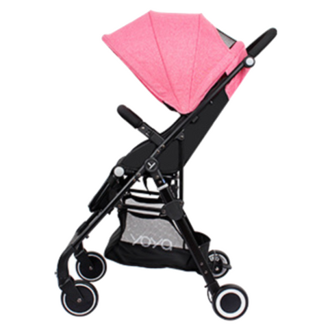 Baby Yoya Light Weight Travel Stroller - Pink