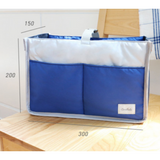 2-in-1 Diaper Bag Organiser (Blue)
