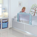 Lindam Easy Fit Bed Rail - Blue