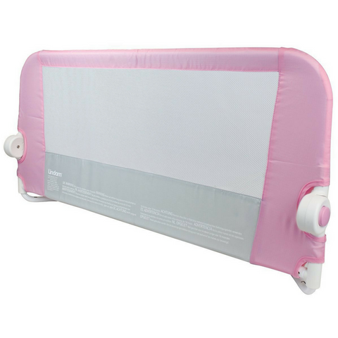 Lindam Easy Fit Bed Rail - Pink