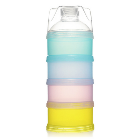 4 Layers Baby Milk Powder Dispenser