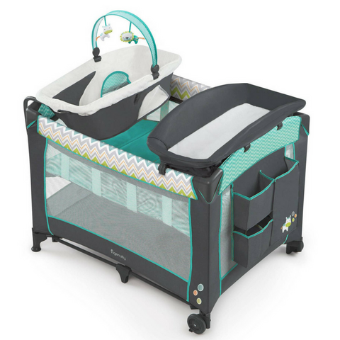 Ingenuity Smart and Simple Playard - Ridgedale + Free Mattress
