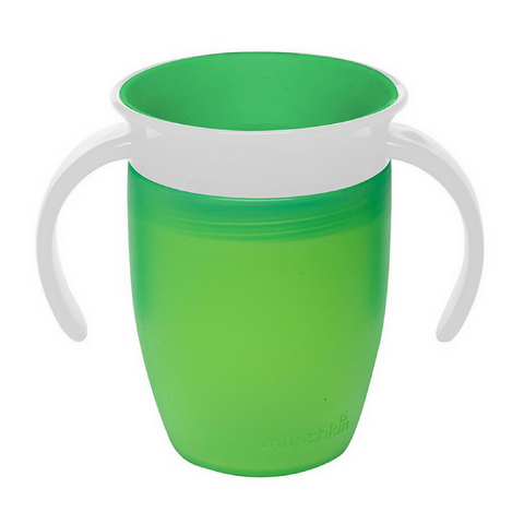 Munchkin Miracle 360 Trainer Cup - Green