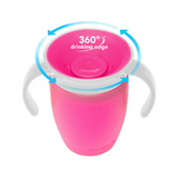 Munchkin Miracle 360 Trainer Cup - Pink