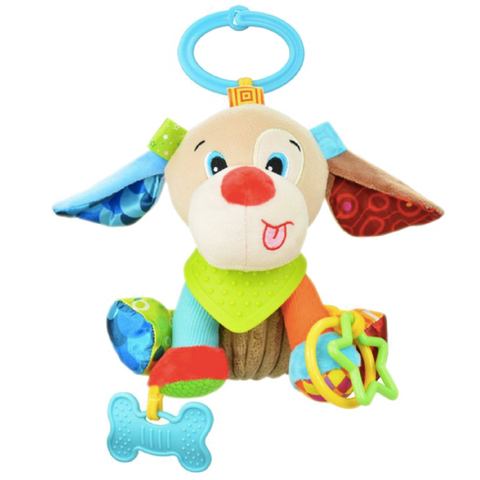 Multifunctional Activity Plush Toy - Dog