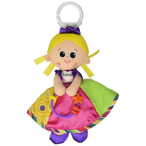 Multifunctional Premium Activity Plush Toy - Doll