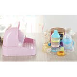 Milk Bottle Magic Container - Pink