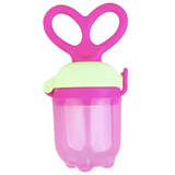 Baby Fresh Food Feeder - Dark Pink