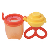 Baby Fresh Food Feeder - Orange