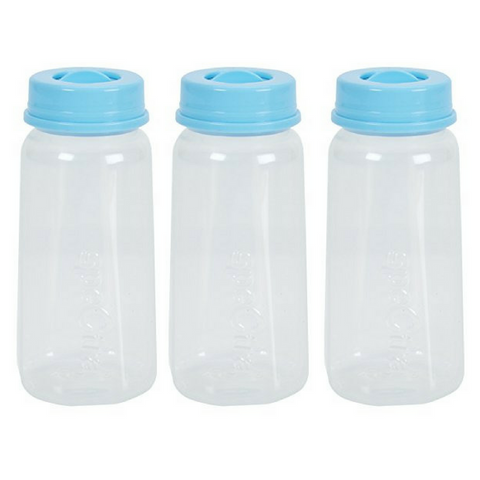 Spectra Standard Neck Milk Storage Bottles 150ml (3 Bottles)
