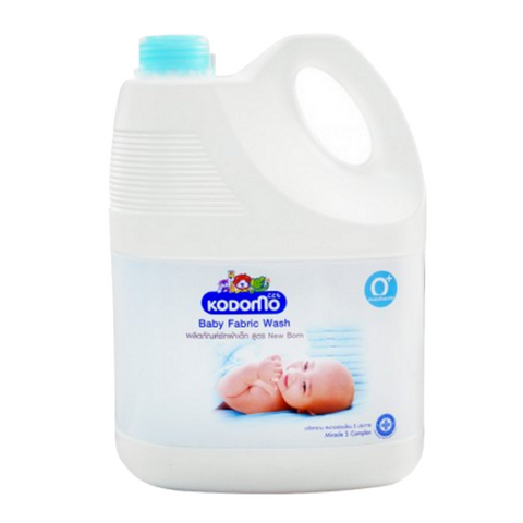 Kodomo Baby Fabric Wash 3000ml - Thailand Version